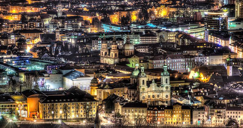 Altstadt, Innsbruck